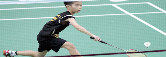 arranging a badminton competition Most players are very keen to improve their badminton ability, so the training section of victor badminton coaching is very popular however, the sport has another important point that is easily overlooked by players, that is 'court etiquette.
